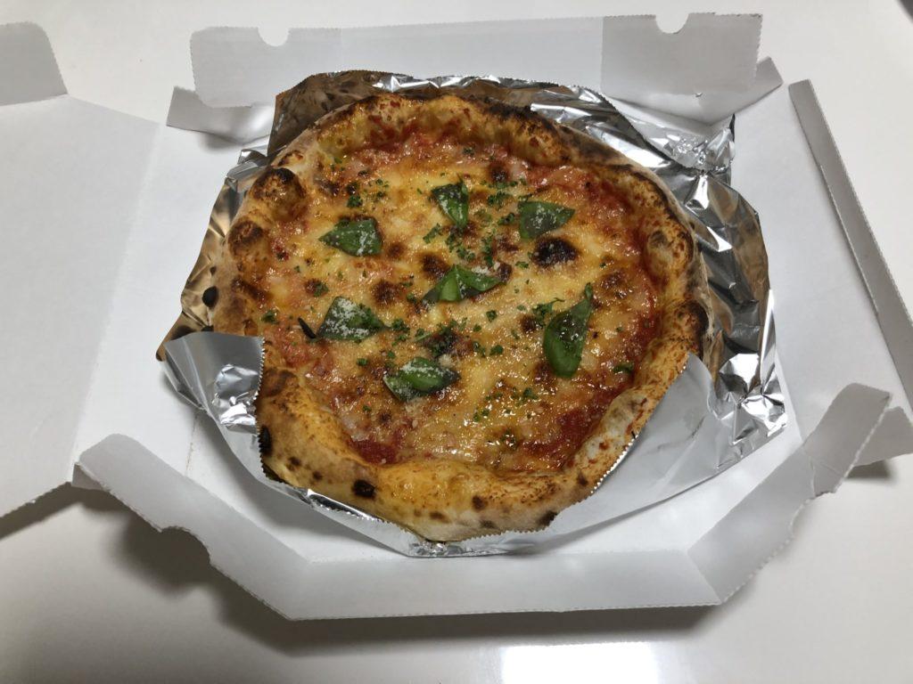 ラフレスカのピザ マルゲリータ